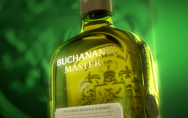 Buchanans Whisky – Master Bottle