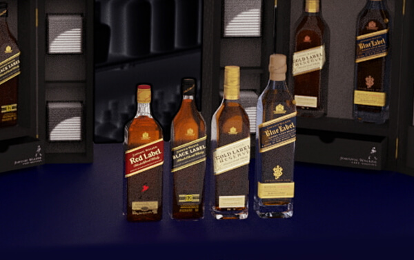 Johnnie Walker – Off Premise