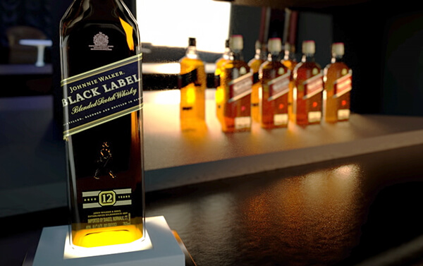Johnnie Walker – On Premise