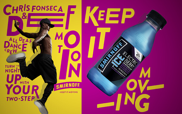 Smirnoff Ice Electric – Keep It Moving
