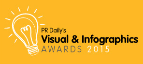PR News Wire Visual & Infographics AWARDS 2015
