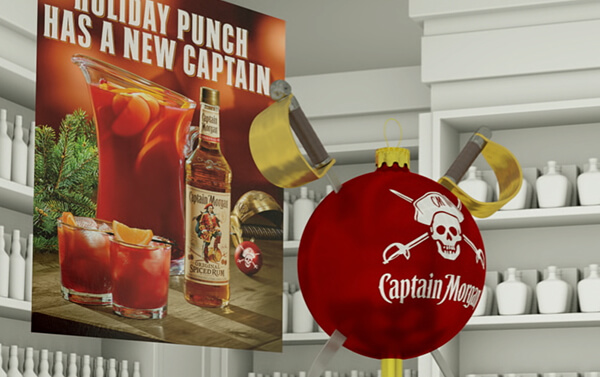 Captain Morgan – Off Premise
