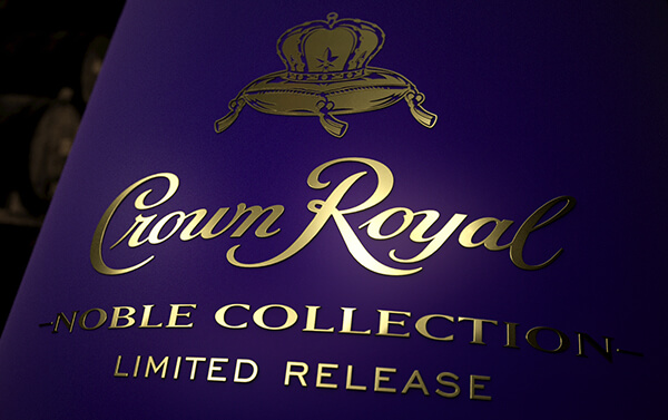 Crown Royal Noble – Tin Product Shot
