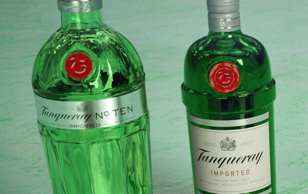 Tanqueray Gin – On Premise